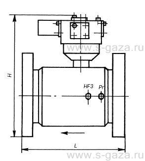 Счетчики газа ЛГК-150-Ex